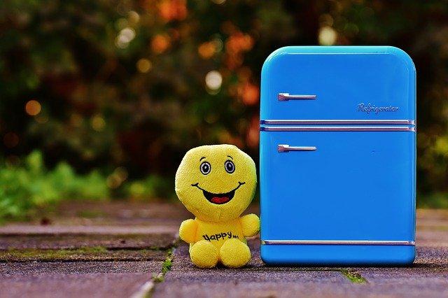 Le mini réfrigérateur idéal pour une petite pièce
