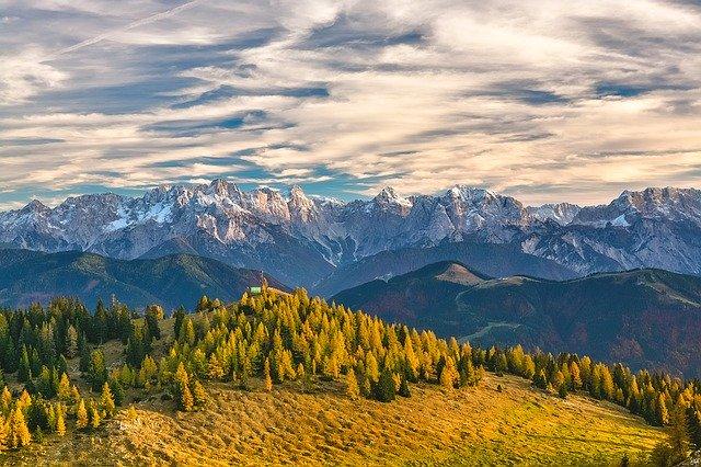 Séjour à la montagne en été - quand partir