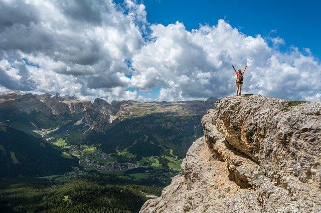 Séjour à la montagne en été