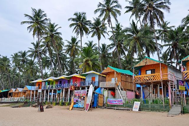 Visiter l'État de Goa en Inde